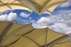 赛跑屋顶sepang的电路 免版税库存照片
