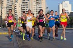 赛跑者 免版税库存图片