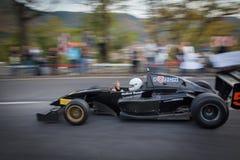 赛车,罗马尼亚 库存图片