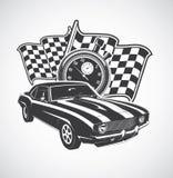 赛车 免版税图库摄影