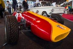 赛车NSU-Delfosse NSU FT600-RS -美国Formel IV 免版税库存照片