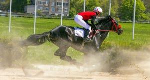 赛马` Vstupitelni的奖的 库存图片