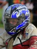 赞成摩托车种族事件 免版税库存图片
