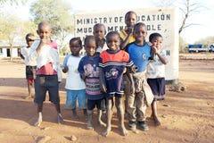 赞比亚教育 免版税库存照片