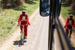 赞比亚- 2013年10月14日:当地人民去日常生活 免版税图库摄影