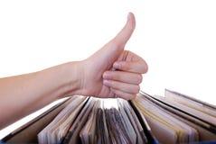 赞许 免版税库存图片