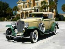 1929赤褐色8-90尾锥部Speedster 库存照片