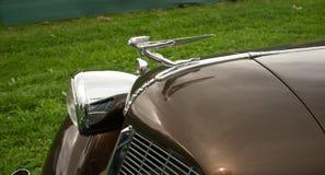 1935赤褐色851 SC商标 库存照片