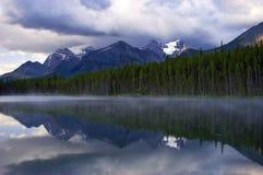 赫伯特湖 免版税库存图片