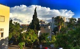 赫兹里亚,以色列 免版税库存照片
