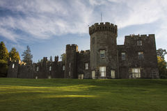 巴洛赫城堡 库存图片