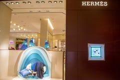 赫姆斯商店在拉斯维加斯 库存照片