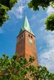 赫尔新哥大教堂 库存图片