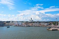 赫尔辛基。 芬兰。 免版税图库摄影