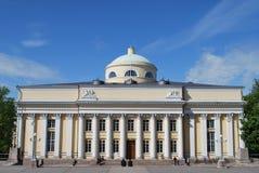 赫尔辛基大学 库存图片
