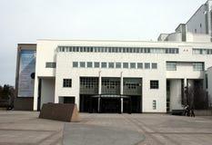 赫尔辛基房子歌剧 库存图片