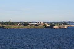 赫尔辛基,年港口2011年 库存图片