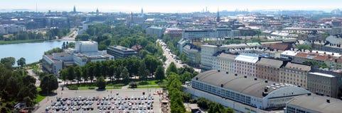 赫尔辛基 库存图片