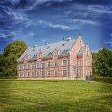 赫尔辛堡城堡庄园 免版税库存图片