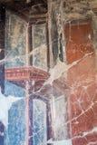 赫库兰尼姆忍受的艺术品和设计  库存照片