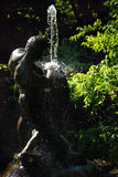 赫拉克勒斯喷泉 库存照片