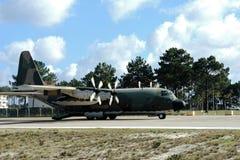 赫拉克勒斯C-130 库存图片