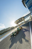 Caterham F1 图库摄影