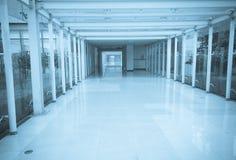 走廊办公室 库存图片