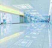 走廊地下过道 免版税库存照片