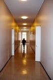 走廊 免版税库存照片