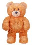 走的玩具玩具熊 免版税库存照片