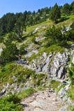 走的路线向奥林匹斯山 库存图片