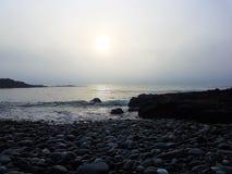 走私贩小海湾,NS,加拿大 库存图片
