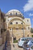 走通过耶路撒冷 库存图片