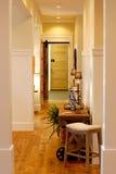 走廊的室内设计想法 免版税库存图片