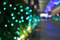 走廊的照明 免版税库存图片