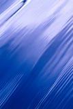 水起了波纹,当划皮船时 免版税图库摄影