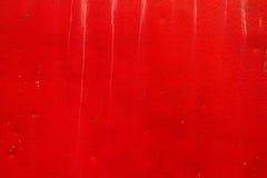 起动快的红色金属纹理背景 库存照片
