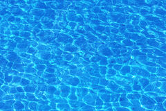 水起波纹纹理 免版税库存图片