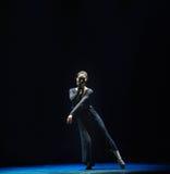 起源现代舞蹈 库存照片