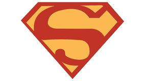 超人电影1978年 免版税库存图片