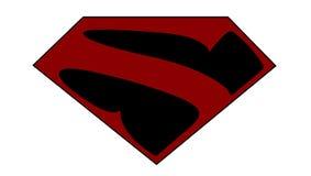 超人:定点飞越2004年 库存图片