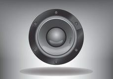 超低音扬声器 免版税库存图片