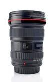 超宽的摄象机镜头 库存照片
