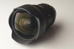 超宽透镜 免版税库存照片