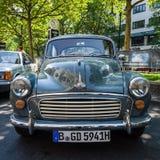 超小型汽车莫妮斯未成年人1000 1960年 库存图片