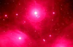 超现实的行星 免版税库存照片
