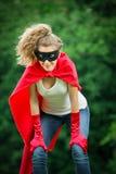 超级女孩 库存图片