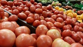 超级市场:新鲜农产品 免版税库存图片