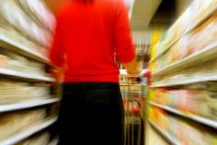 超级市场 图库摄影